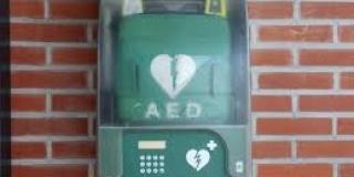 Nieuwe AED in buitengebied Bentelo